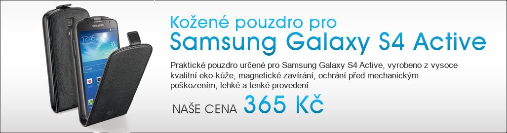 Pouzdro pro Samsung Galaxy S4 Active