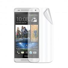 Ochranná folie displeje CELLY Screen Protector pro HTC One Mini, 2ks, lesklá
