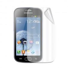Ochranná fólie displeje CELLY Screen Protector pro Samsung Galaxy Trend, 2ks, lesklá