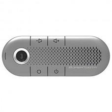 Bluetooth HF na stínítko SuperTooth CRYSTAL, MultiPoint, AutoConnect, AutoPairing, stříbrné