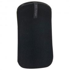 Pouzdro CellularLine SLEEVE nabuk, velikost XL, černé